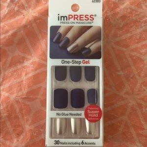 KISS imPRESS nails